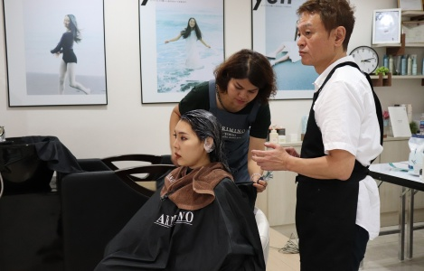 Workshop: Premium Treatment Color from Damaged to Healthy hair