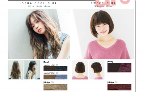 Are yu? #2 : MODEL RECIPE กับสไตล์ OSHA COOL GIRL และ SWEET GIRL